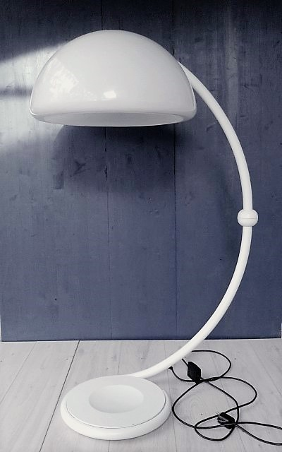Floor standing lamp Serpente - Elio Martinelli