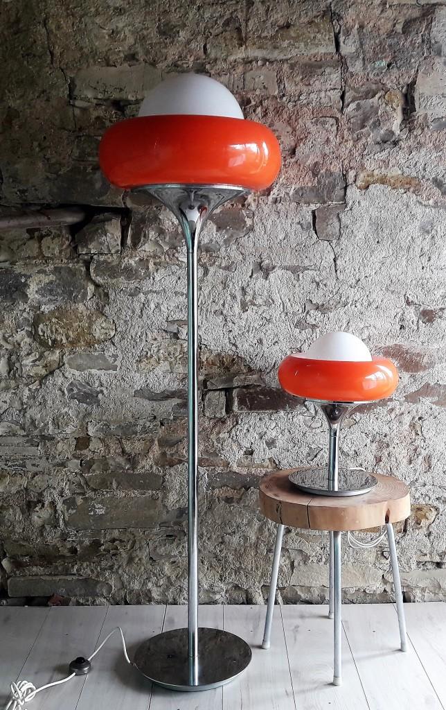 Floor Lamp/ Harvey Guzzini/Meblo