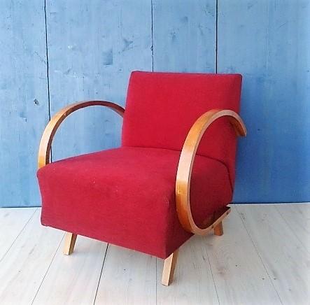 Mid century armchair