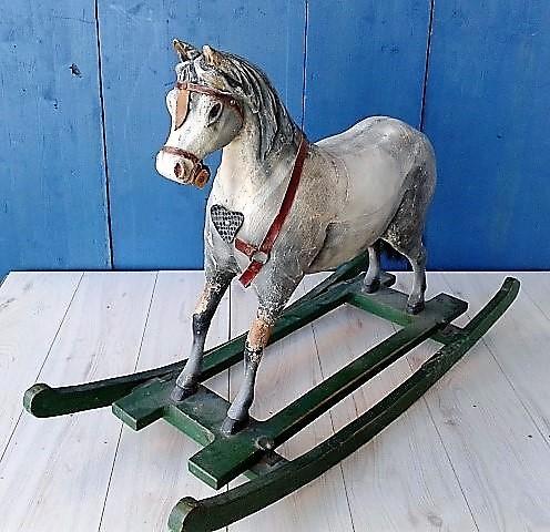 Rocking Horse - Vintage Toys