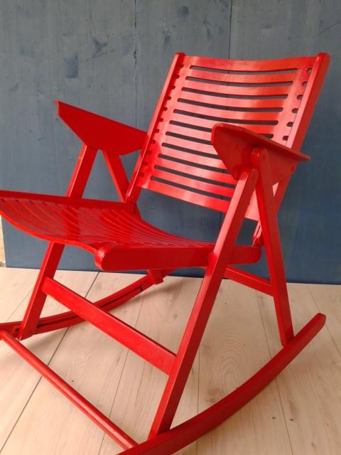 Rocking chair Rex - Niko Kralj design
