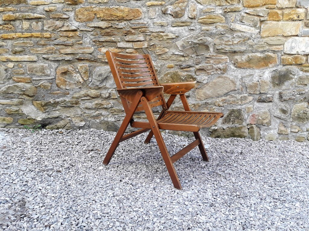 Rex stol/fotelj - Dizajn Niko Kralj